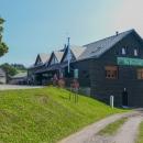 Oblíbená Chata na Rozcestí - rádi sem chodíme, třeba v zimě při lyžování na oběd atd.