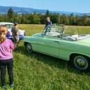 Obdivujeme stará auta v parádním stavu