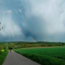 A další bouřka profrčela kolem nás