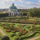 Květná zahrada v Kroměříži je zapsána na seznam UNESCO
