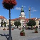Ale pak už byl nejvyšší čas opustit Kroměříž...