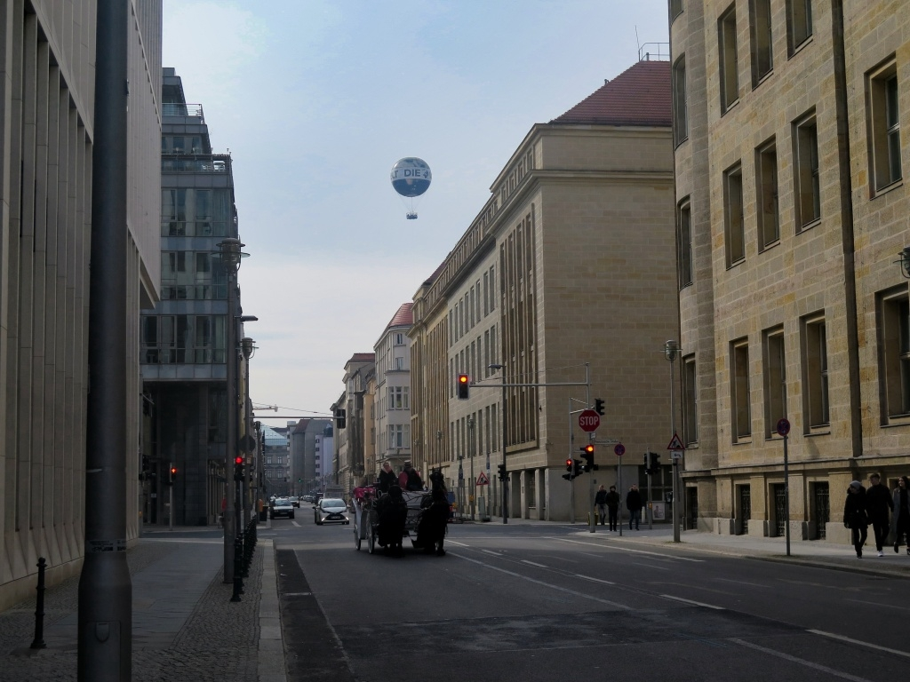 Berlínské ulice