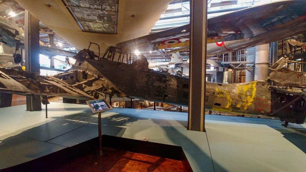 některé exponáty jsou rozhodně velmi vzácné, ale prohlídka byla velmi únavná, a to jsme toho hodně vynechali. Měli jsme v plánu ještě další muzea, ale totálně zničení...
