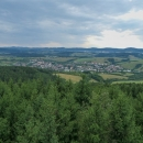 Výhled na Valašské Klobouky