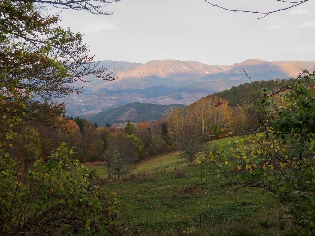 Jeden kamarád se divil, že jsme ve Francii neskákali nadšením z Verdonského kaňonu. Když ono na Balkáně tvoří nějaký kaňon či soutěsku skoro každá řeka :-)