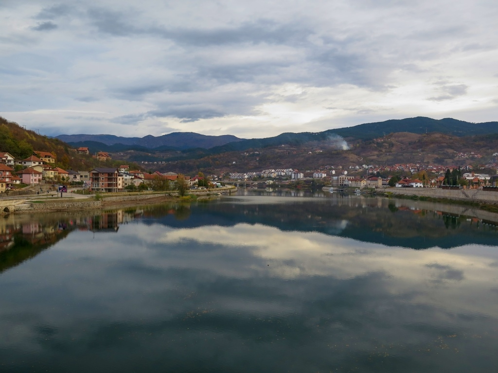 Drina a Višegrad