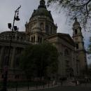 Bazilika sv. Štěpána je vedle ostřihomské baziliky nejvýznamnější duchovní stavbou v Maďarsku.