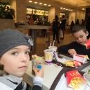 Na oběd musíme zajít do McD :-)