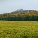 Trojhora - další zajímavý kopec, tentokrát bude bez hradu.