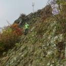 Některé pasáže byly skoro horolezecké