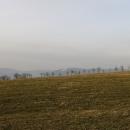 Králický Sněžník a Val, tenhle pohled na ty oblé vrcholky hor miluju...