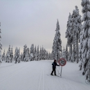 Sněhu je tu určitě víc než metr...