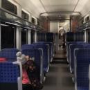 Dopravu do Jizerek máme letos trochu komplikovanější. Jedeme pěti vlaky jako vloni, ovšem letos jsme to měli takto pestré: Leo Express - České dráhy - České dráhy - Arriva - České dráhy :-)