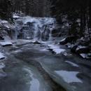 Mumlavský vodopád je 12 metrů vysoký