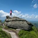 Polední kameny (1007 m)