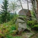 Homole neboli Střední vrch jen o jeden metr převyšuje magickou tisícovku