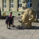 Tak ty, holčičko, chceš jet do Rumunska, to teda zírááááám :-))))