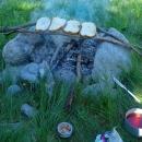 Snídaně bezdomovců :-)