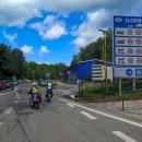 A jsme na Slovensku, tedy skoro doma.