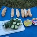 Snídaně po slovensku :-) Děti se konečně dočkaly rohlíků!