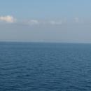 Výhledy na Krym, na dlouho jediná pevnina....