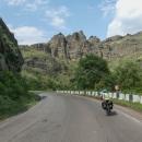 Údolím řeky Kura