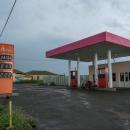 Benzínka, kde jsme se cítili bezpečně při bouřce