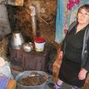 Pícka na hovínka, na kterých se peče (mimo jiné) domácí lavaš
