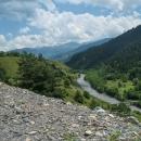 Cesta Velkým Kavkazem
