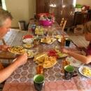 Nocleh i se snídaní, vše zaručeně domácí