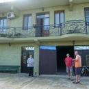 V Batumi jsme si na dvě noci pronajali pěkný apartmán (tentokrát skutečný).
