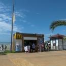 Nejmenší McDonald na světě :-) Nebo aspoň na Kavkaze :-)