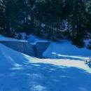 A sněhu začala být souvislá vrstva