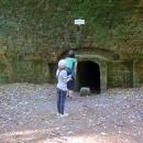 Jeskyně Obraznice. Za třicetileté války se zde ukrývaly cenné předměty a obrazy...