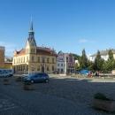 Mírové náměstí na Vidnavě