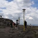 Po letech zase nahoře, Králický Sněžník (1424 m)