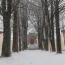 Cesta ke klášteru Hora Matky Boží