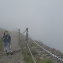 Plus v takovém počasí, kdo by odolal :-) A když se ani Jana netvářila jako že jsem spadla na hlavu...