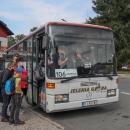 Autobusem zpátky do Karpacze