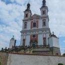 Nad obcí na kopečku Chlumek stojí dominanta zdejšího kraje - Kostel Panny Marie Pomocné