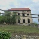 Zřícenina hradu Košumberk - naposledy jsem tady byla s pupkem s Šárkou