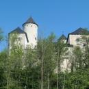 Naskytl se nám pohled na hrad