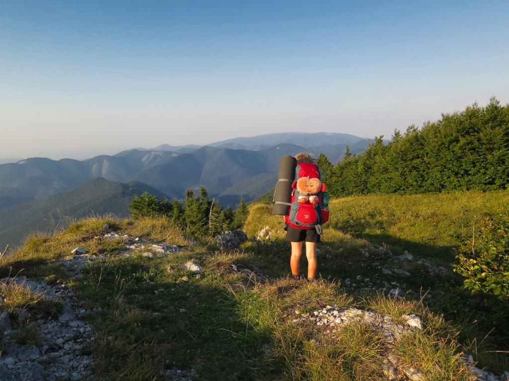 Šárka a hory (a nezbytné srdíčko)
