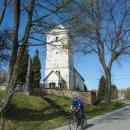 Kostel ve Vikanticích (Díra u Hanušovic)