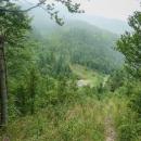 Hluboké sedlo Priehyba (1190 m)