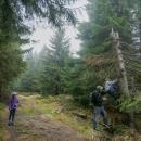 Přece tam ty tři koruny nenecháme! :-) A samozřejmě, sklo v lese nemá co dělat.... ale pro nezálohovanou by asi nikdo nelezl :-)
