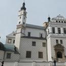 Pardubický zámek byl přestavěn z vodního hradu