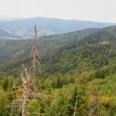 Výhled na pokračování Volovských vrchů