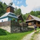 Kaplička sv. Anny ve vísce Kysuca