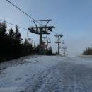 Mračná hora (1272 m) - lyžaři za normální sezóny zde mohou z lanovky vystoupit, do budoucna bude nová lanovka končit právě zde.